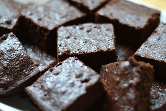 brownies for the win.